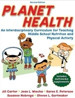 The HSPH Prevention Research Center developed the Planet Health curriculum for middle school students.