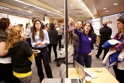 HSPH students, researchers display their findings at 25th annual poster and exhibit day