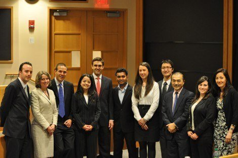 HSPH, HBS students team to develop health-care model for women's development organization in Mexico
