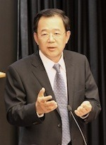 SUN Zhigang, national coordinator of health reform for China