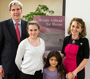 Winter 2013 frontlines_Dean Frenk and family