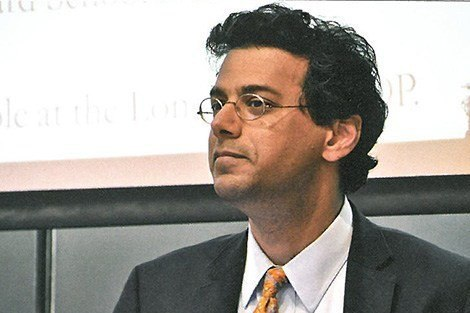 Atul Gawande, professor of health policy and management