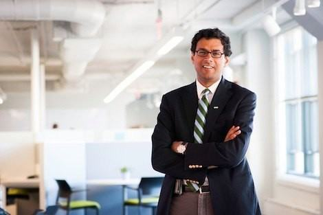 "Atul Gawande: ""People talking to people is still how the world's standards change."""