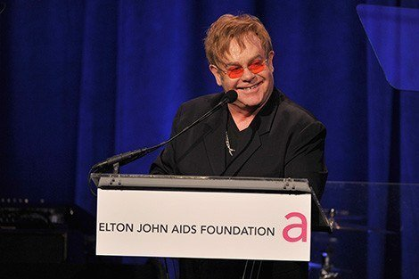 "11th Annual Elton John AIDS Foundation's ""An Enduring Vision"" - Show"