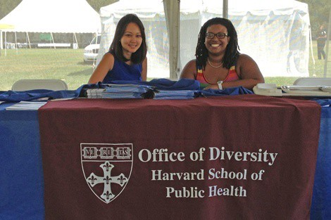 Tam Duong and Zinzi Bailey reducing health disparities