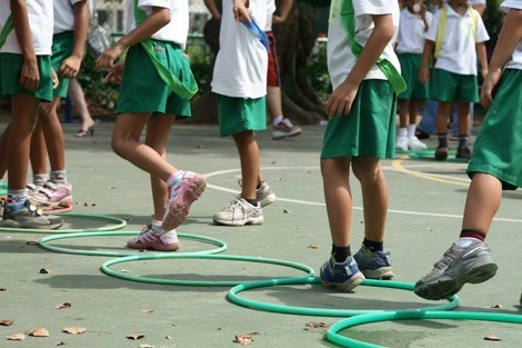 Physical education children