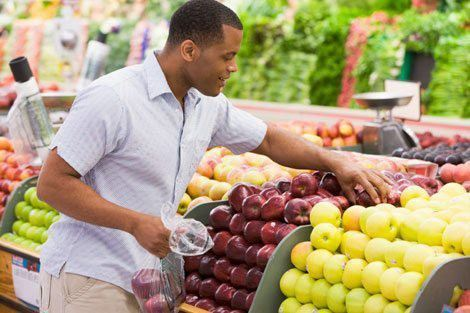 Eating healthy vs. unhealthy diet costs about $1.50 more per day