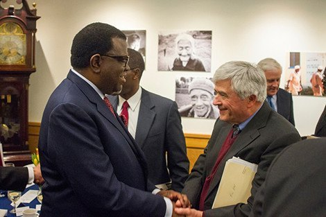 Namibian prime minister: Inclusivity necessary for peace, development