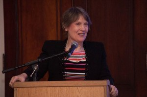 Helen Clark, former New Zealand Prime Minister and current head of the UN Development Programme