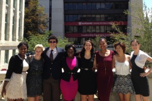 Summer Epidemiology students