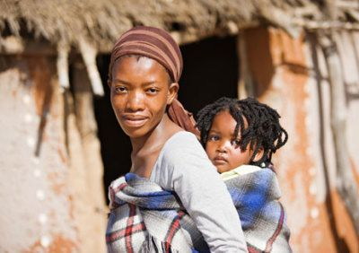 Mother-child-Africa