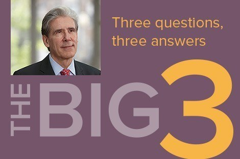 Big 3 Julio Frenk