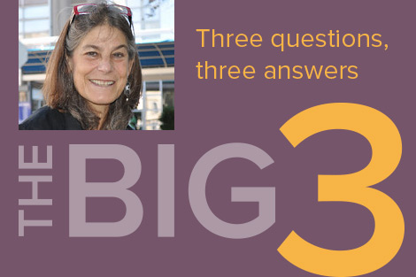 Lisa Berkman Big 3