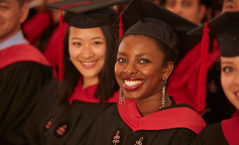 Harvard Chan graduates urged to stay alert to unexpected opportunities