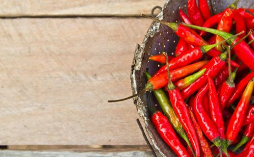 Frequent spicy food consumption linked with longer life