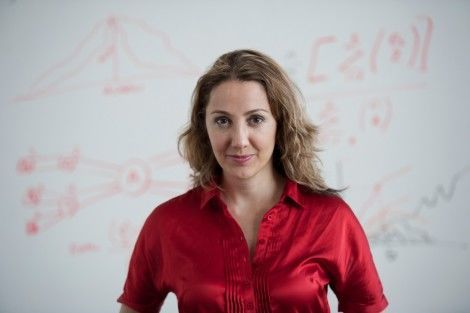 Pardis Sabeti, associate professor of immunology and infectious diseases