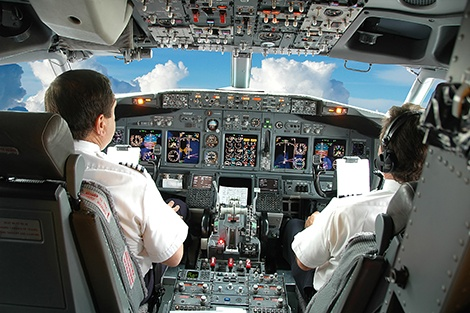 Survey reveals significant number of airline pilots report depressive symptoms, suicidal thoughts