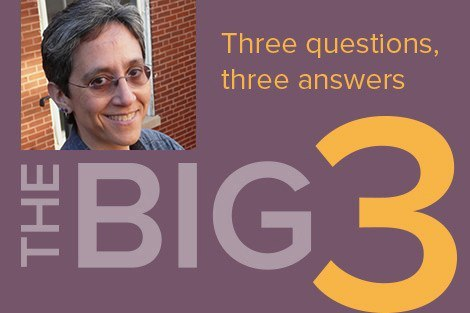 Nancy Krieger Big 3 Poster