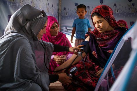 Hypertension poorly managed in low- and middle-income countries