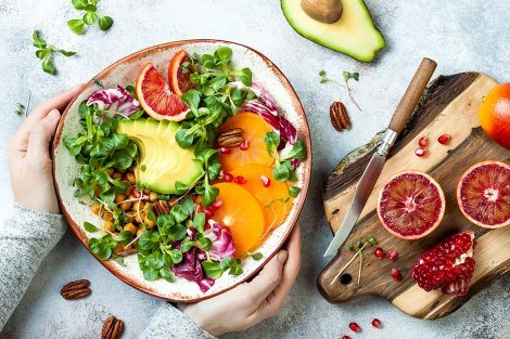 Following a healthy plant-based diet may lower type 2 diabetes risk