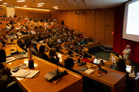 At 170th Cutter Lecture, James Robins discusses the 'causal revolution'