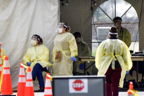 Harvard T.H. Chan School of Public Health, Thrive Global, and Creative Artists Agency Launch #FirstRespondersFirst to support healthcare workers on the frontlines of the COVID-19 pandemic