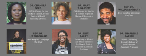 A call for scientists to fight health inequity