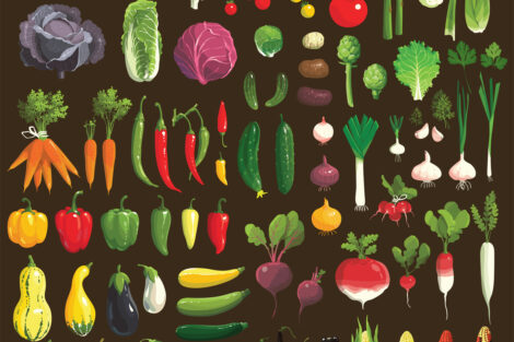 Healthy plant-based diet associated with lower stroke risk