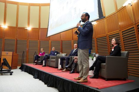 Q&A: Gaurab Basu on climate change, racial justice, and COVID-19
