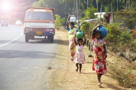 First ever village-level mapping of childhood undernutrition in India reveals sharp local disparities