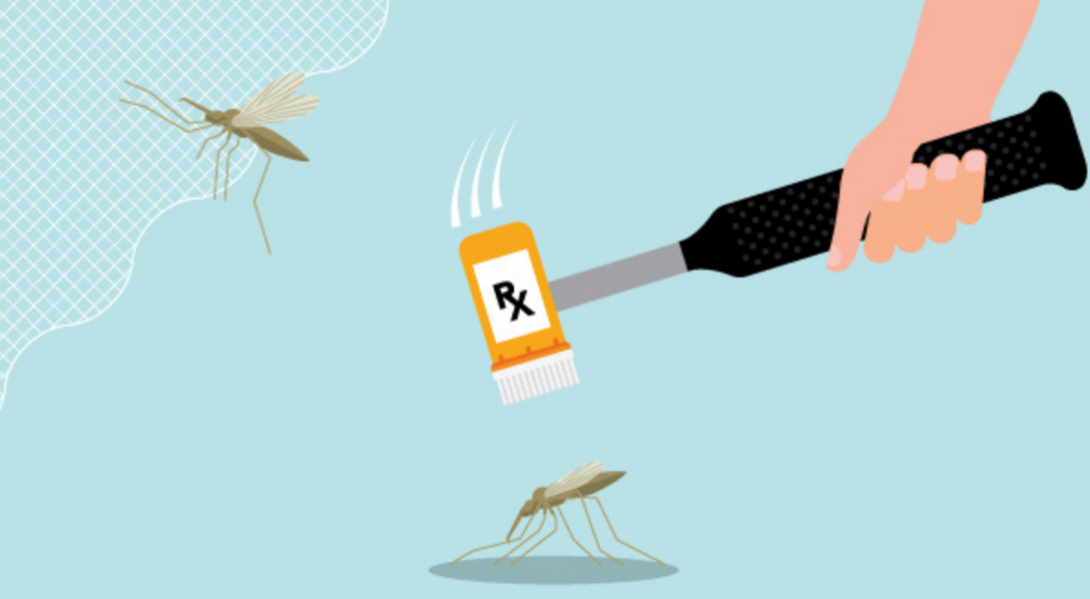 Defeating Malaria: From the Genes to the Globe