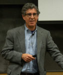 Richard Davidson speaking at seminar series
