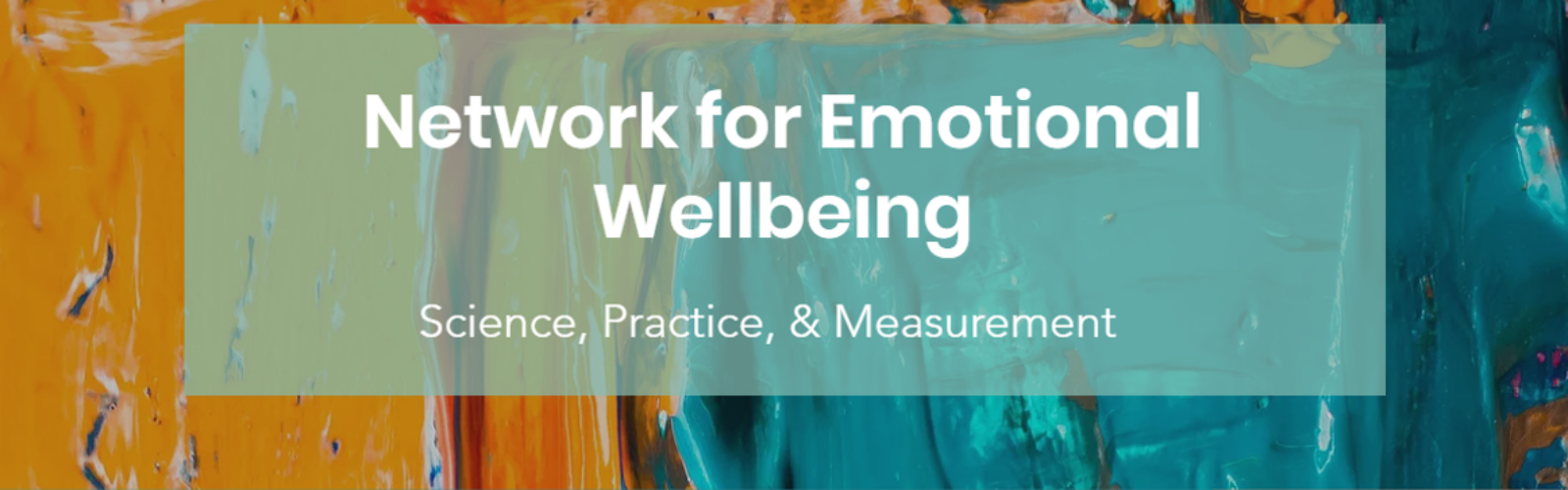Network for Emotional Well-being