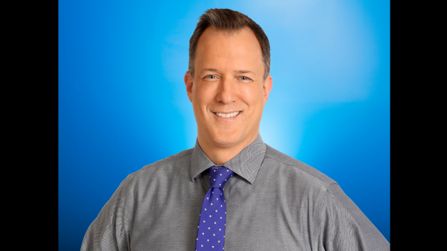 Carl Parker from the weather channel