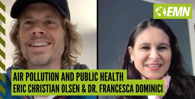 Picture o Francesca Dominici and Eric Christian Olsen