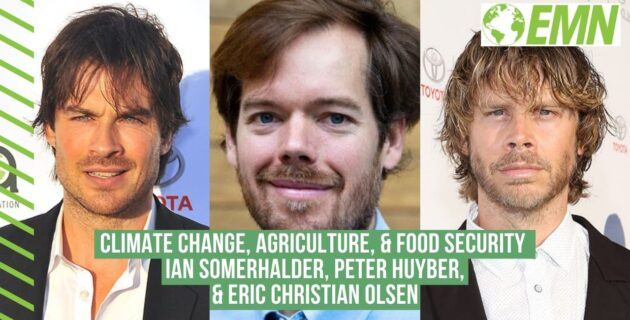 Image of Ian Somerhalder, Peter Huybers and Eric Christian Olsen