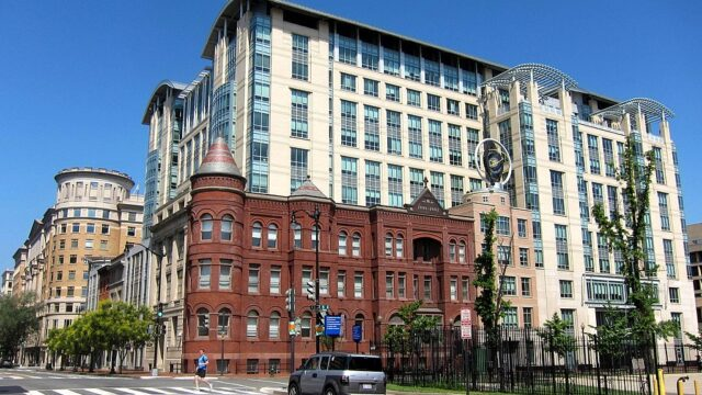 The Keck Center of the National Academies in Washington DC
