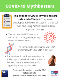 Vaccines are safe and effective