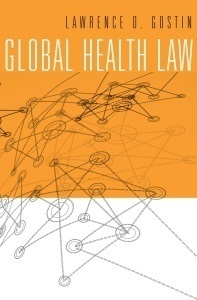Global Health Law - book cover - courtesy HUP