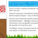 Ethical and Medical Considerations and Issues