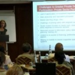 Malaria in Pregnancy: The role of the private sector