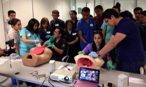 Medical interns practice management of postpartum hemorrhage education simulation obstetric care emergencies
