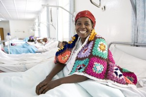 fistula woman hospital surgery recovery ethiopia quilt