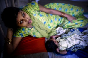 mother baby india PPH post partum hemorrhage misoprostol maternal mortality sierra leone MCSP USAID