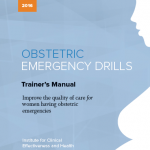 New Resource for Managing Postpartum Hemorrhage and Pre-eclampsia/Eclampsia Now Available