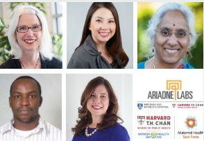 MHTF Ariadne Labs Respectful Maternity Care Webinar Speakers