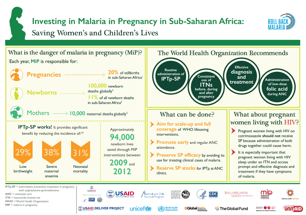 why malaria in pregnancy