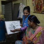 Working with Government Systems to Improve Exclusive Breastfeeding Practices in Urban Informal Settlements of India