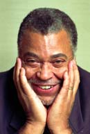 A photo of James Earl Jones.