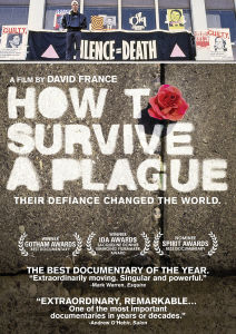 How To Survive A Plague Documentary Poster
